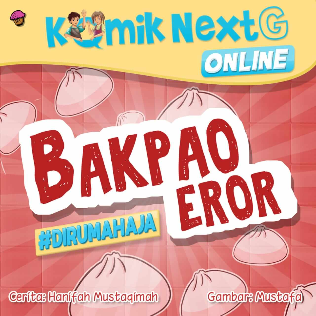 Bakpao Error Cover