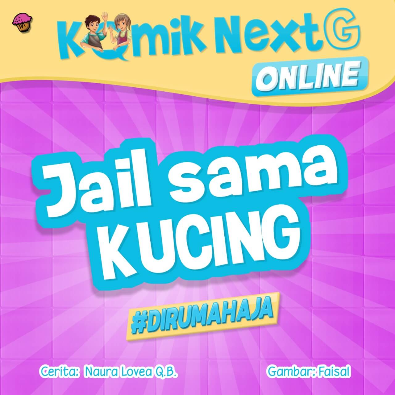 Jail Sama Kucing Cover