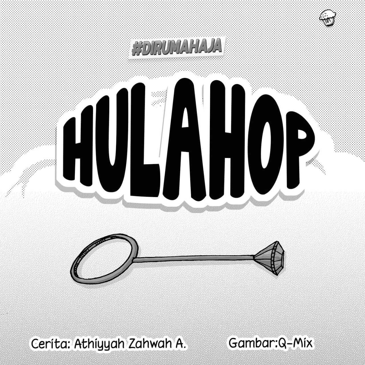 Hulahop cover bw
