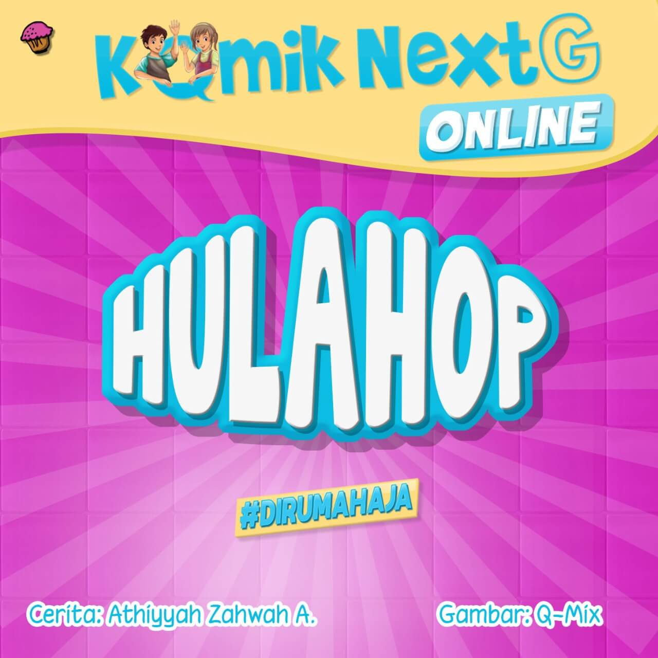 Hulahop cover